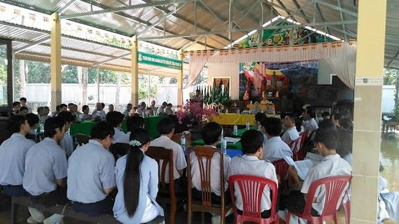 Đại Hội Huynh Trưởng GĐPT Bình Phước NK 2016-2020