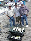 3 Generations of fishermen