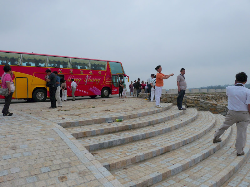 touristes de Chine continentale