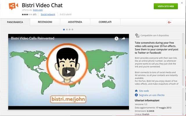 bistri-video-chat