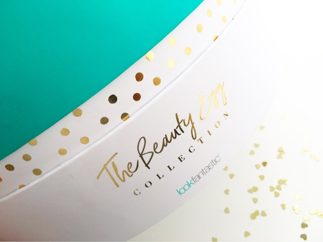 look fantastic the beauty egg collection review