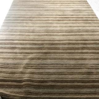 Striped Wool Runner