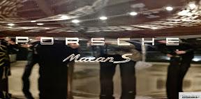 Macan S Boot