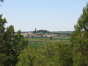Photo: Alcalá del Obispo desde la Ermita de Bureta - © José Antonio Serrate Sierra