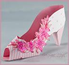 Bright Floral Shoe