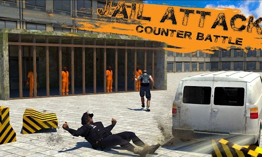 Jail Attack: Counter Battle- screenshot thumbnail