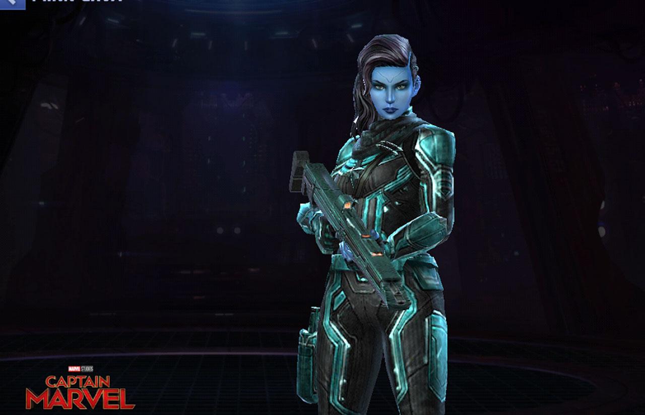 Review Minn - Erva : Char utama ABX Combat Villain