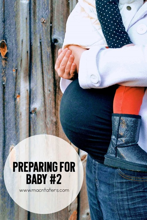 This baby preparation series goes through all the things you need to prepare before having baby number 2. Whether you are having a baby boy or baby girl, my hope is that this series can help you be prepared for bring that second little bundle of joy home from the hospital.