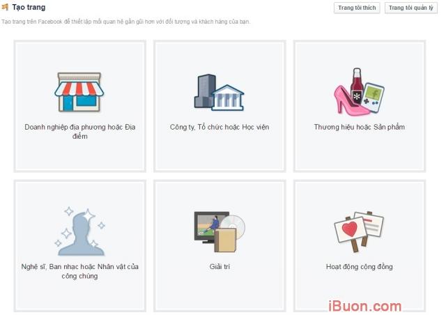 Ảnh mô phỏngHướng dẫn các bước tạo Fanpage Facebook 2016 - cach-tao-fanpage-facebook-2