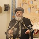 His Holiness Pope Tawadros II visit to St. Mark LA - _MG_0552.JPG