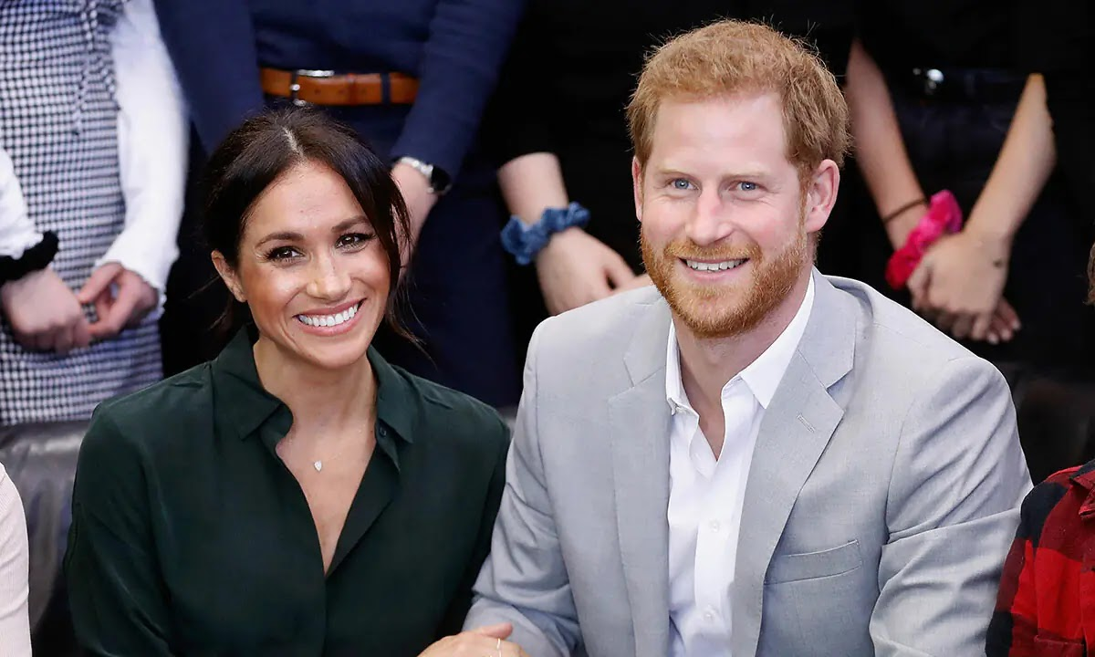 BREAKING: Meghan Markle welcomes Baby girl with Prince Harry