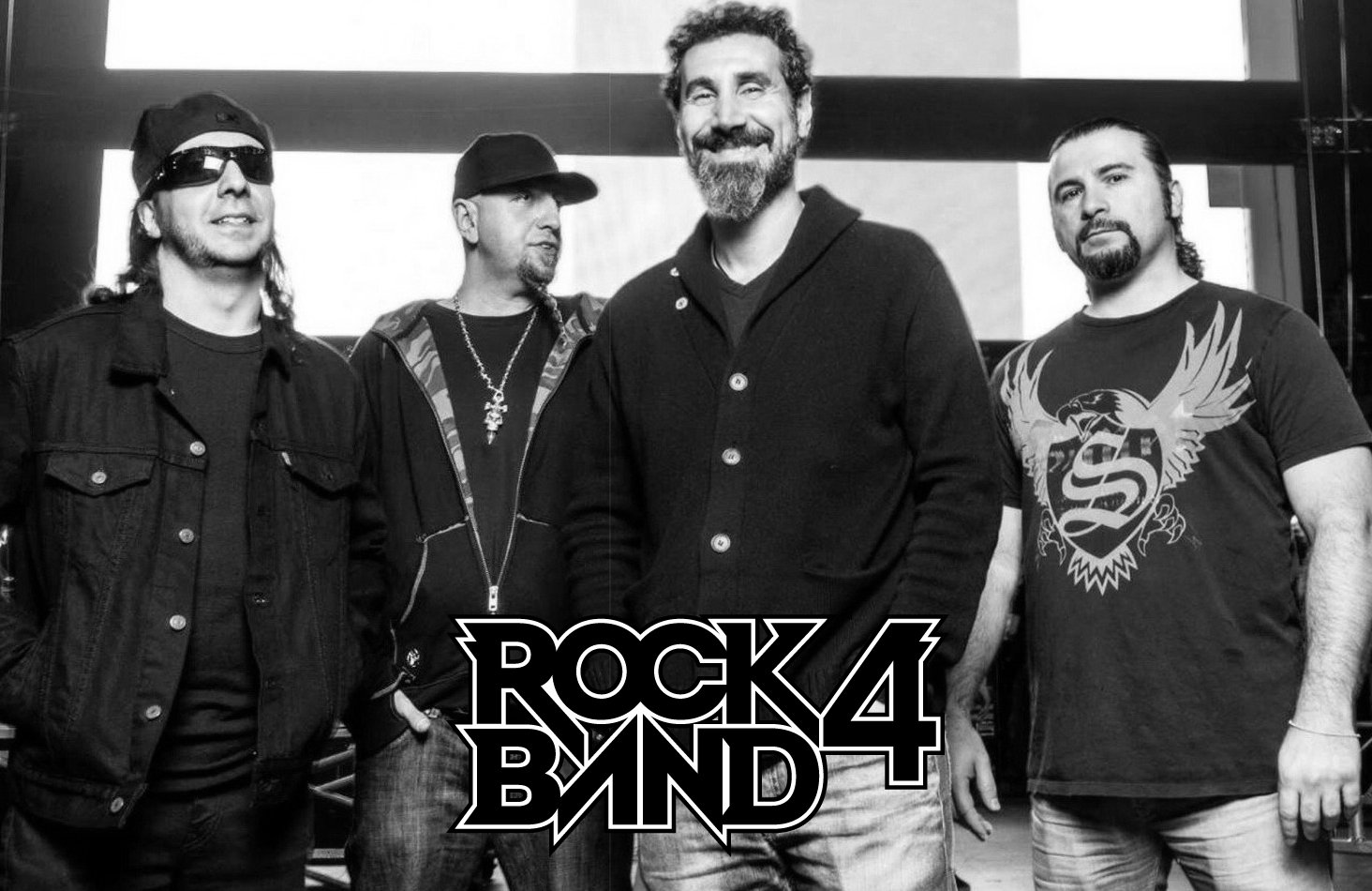 System of a Down estará no jogo 'Rock Band 4′