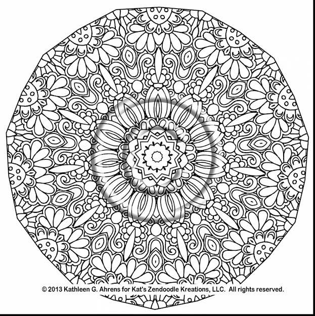 Wonderful Plex Mandala Coloring Pages With Mandala Coloring Pages For  Adults And Mandala Coloring Pages For