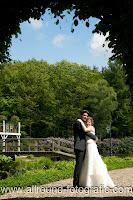 Bruidsreportage (Trouwfotograaf) - Foto van bruidspaar - 123