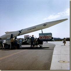 Vandenberg Air Force Base (circa 1962).