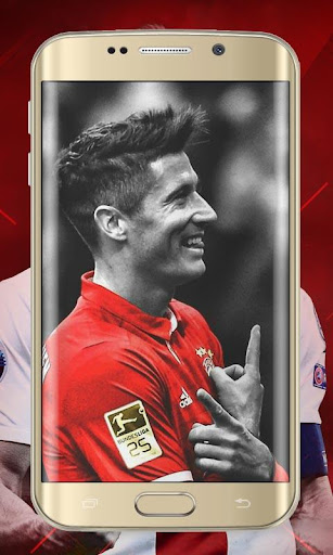 New Robert Lewandowski Wallpapers HD 2018 1.0 screenshots 7