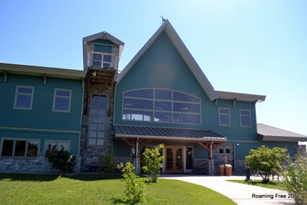 Refuge Visitor Center