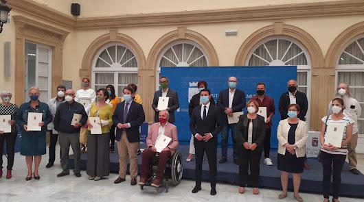 Estas son las 21 ONG a las que la Diputación ayuda con sus proyectos sociales