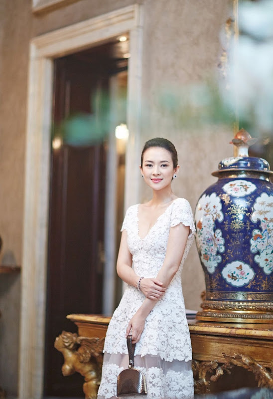 Zhang Ziyi China Actor