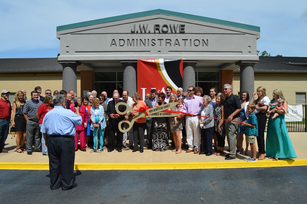 Mr. J.W. Rowe Administration Building Dedication - DSC_8215.JPG