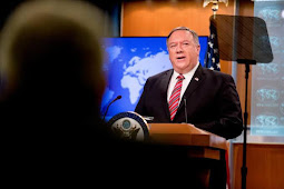 Pompeo urges China to enter Wuhan laboratories in the event of coronavirus epidemic
