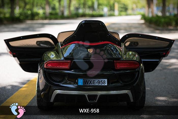 Xe hơi điện trẻ em WXE-958 7