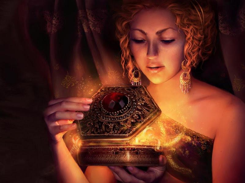 Magic Box, Magic And Spells