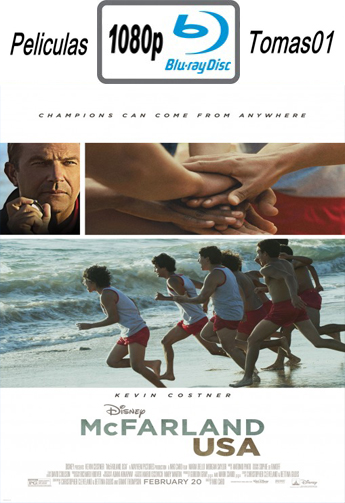 McFarland: USA (2015) (BRRip) BDRip m1080p