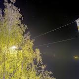 Ночной Суворов. Дворики улицы Тульская