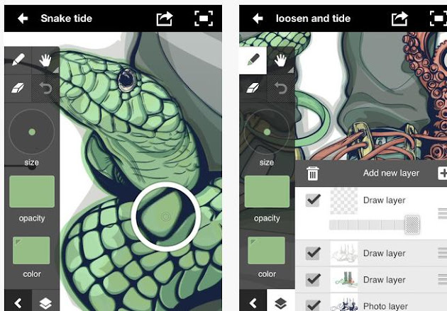 Adobe Ideas App