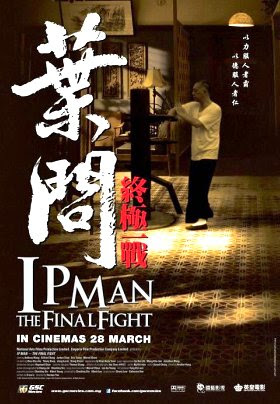 Filme Poster  Ip Man – A Batalha Final HDRip XviD & RMVB Legendado