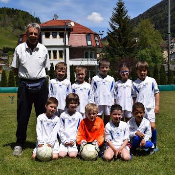 Fußballturnier F-Jugend in Gossensaß