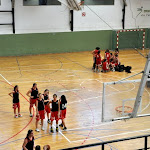 NBA-Teresianas torrente Cadete F