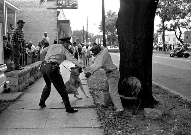 Essa foi uma cena comum naquele ano de 1963.