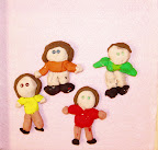 My Family in Clay by Helena