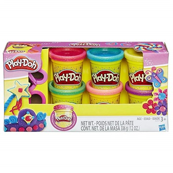 play doh sparkle