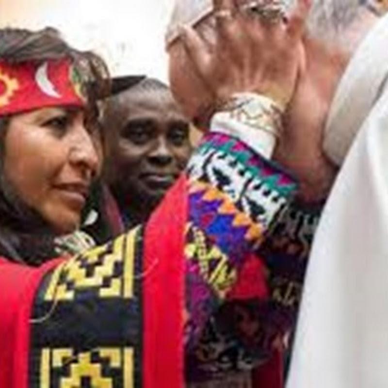 """Papa Francesco ai Mapuche: """"non esistono culture superiori o inferiori"""""""