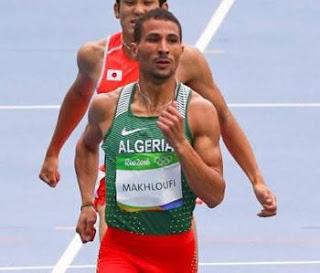 Jeux Olympiques 2016 : «La nuit a été très courte pour moi» (Makhloufi)