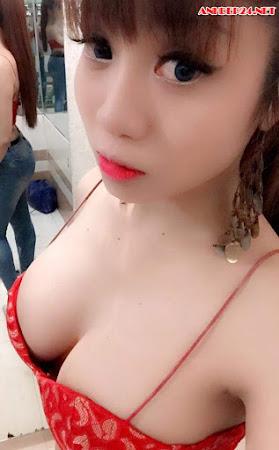 Ngắm cặp vếu tuyệt đẹp của Thảo Nguyễn