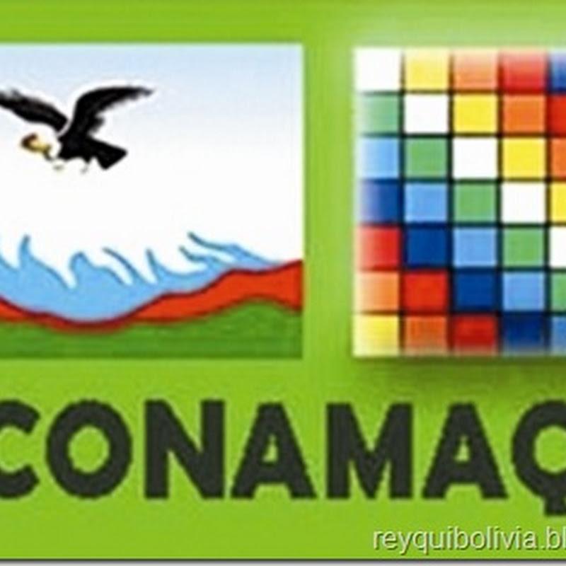 Conamaq: Consejo Nacional de Ayllus y Markas del Qollasuyo (Bolivia)