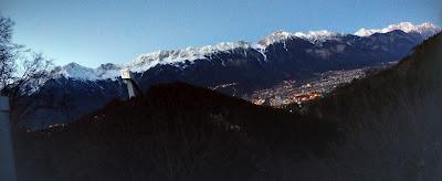 Panoramabild Innsbruck