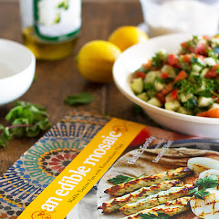 Middle Eastern Salad Recipes.