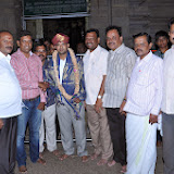 Blessings from chamundeshwari before Counting