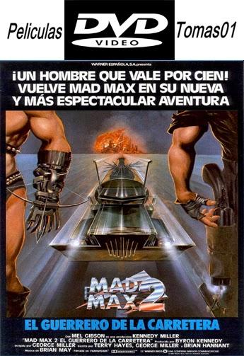 Mad Max 2: El Guerrero de la Carretera (1981) DVDRip