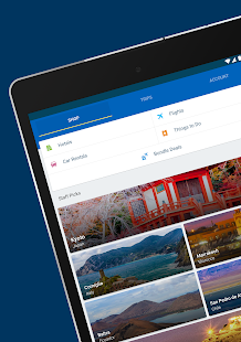 Expedia Hotels, Flights & Car Rental Travel Deals Screenshot