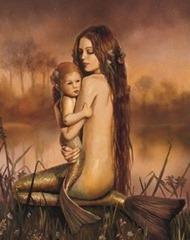 mujer y bebe como escribir una novela de fantasia fantastisca sieran