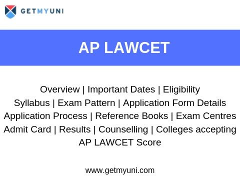 AP LAWCET 2020 Application Form, Dates, Syllabus, Pattern