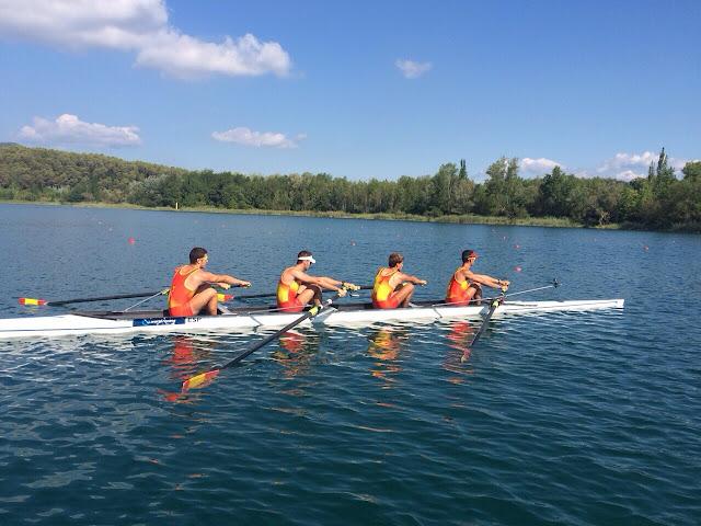 1 y 2/08/2015 - XXXI Copa de la Juventud (Szeged, Hungría) - 5..JPG