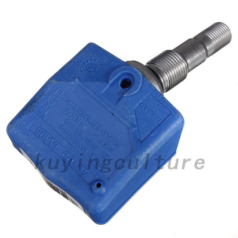 Nissan Rogue Tire Pressure Sensor: 4pcs TPMS Tire Pressure Monitor Sensor Fits For Nissan
