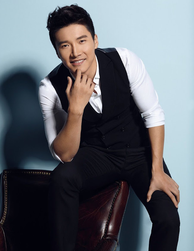 Tiger Li Tai China Actor